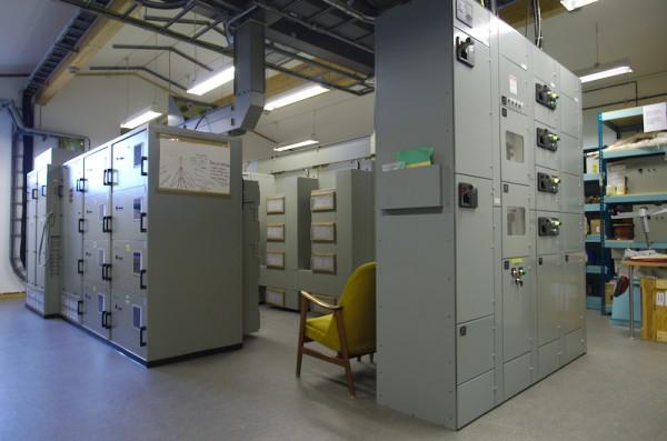 Loran C pulsgenerator