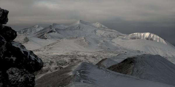 Sør-Jan i vinterdrakt for første gang i år