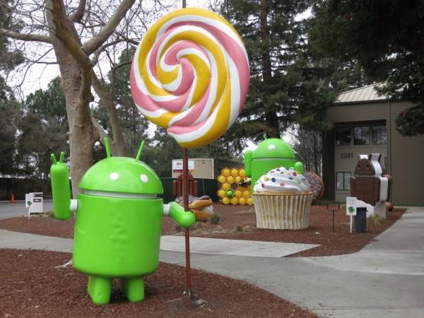 Androids i Palo Alto